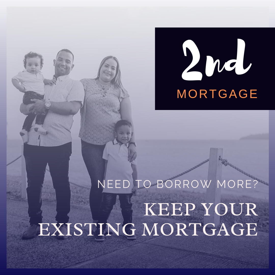 Second Mortgages Finser Mortgages