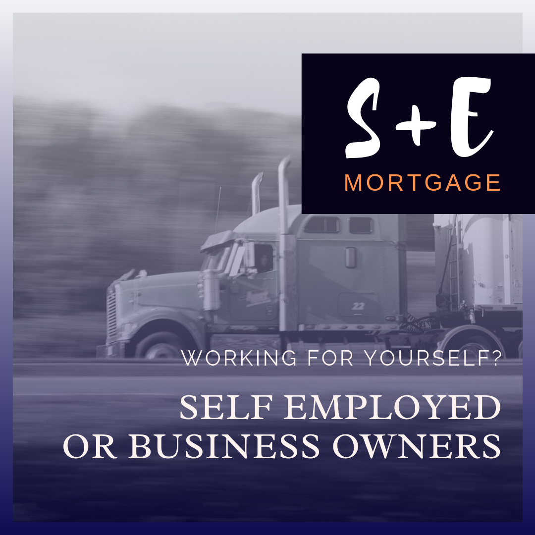 Self Employed Mortgages Finser Mortgages